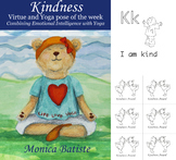 Kindness rewards and coloring in resource for children. Ch