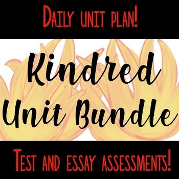 Kindred (Octavia Butler) Unit Bundle!