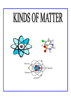 Kinds of Matter