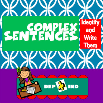 Kinds of Sentences Bundle (Simple, Compound, Complex and Compound-Complex)