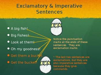 Kinds of Sentences Power Point