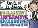 Kinds of Sentences PowerPoint