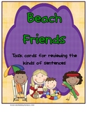 Kinds of Sentences (Statements, Questions, Exclamations, C