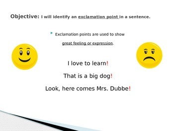 Kinds of Sentences, Using I and Me