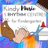 KindyMusic : Rhythm Centres