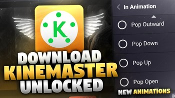 KineMaster Android Application