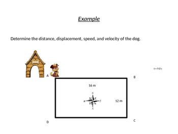 Grade 11 Physics - Kinematics: 01 Introduction to Motion