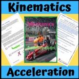 Kinematics: Acceleration