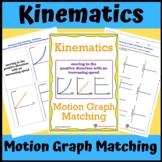 Kinematics: Motion Graph Matching Game