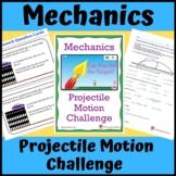 Kinematics: PhET Projectile Motion Challenge