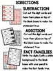 Kinestetic flash cards