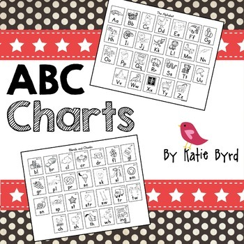 Alphabet Chart for Students FREE!