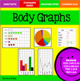 Kinesthetic Graphing Introduction - Skittles™ and Whole Bodies!