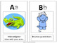Kinesthetic Letters of the Alphabet  Activity for Struggling Early Learners
