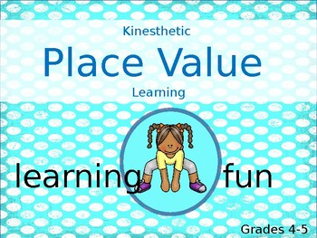 Kinesthetic Place Value