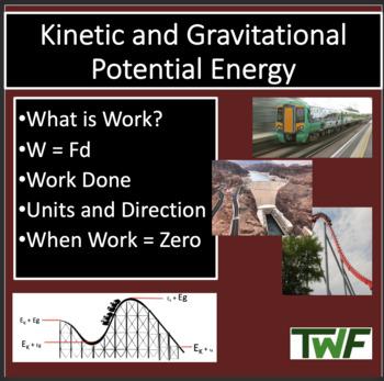 Kinetic & Gravitational Potential Energy - Physics Lesson