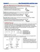 Kinetic Molecular Theory, Avogadro's Law  - Guided Study Notes for HS Chem