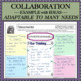 Kinetic & Potential Energy Collaboration Activity Stickie Notes Group Work