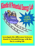 Kinetic & Potential Energy Lab