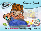 Kinetic Sand - Animated Step-by-Step Craft - Regular