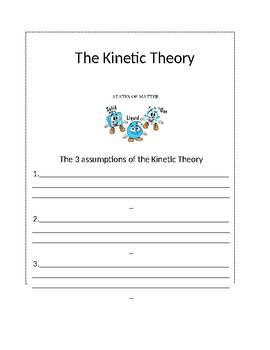 Kinetic Theory Interactive NB