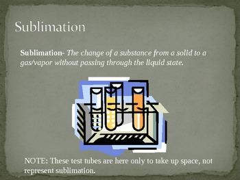 Kinetic Theory Presentation (states matter)