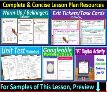 Kinetics & Equilibrium - Engaging & Easy-to-learn Guided notes for HS Chemistry