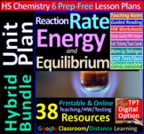 Kinetics & Equilibrium - Engaging & Easy-to-learn Guided n