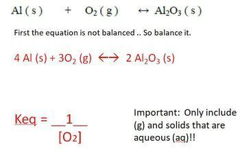 Kinetics and Equilibrium Learning Package