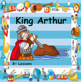 King Arthur - MASSIVE Number of Files Including Lessons, T