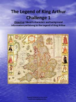 King Arthur Quest: Challenge I