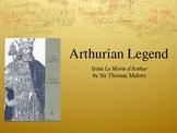 King Arthur Legend Slideshow