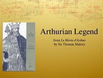 King Arthur Legend Slideshow