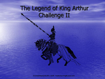 King Arthur Quest: Challenge II