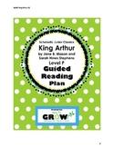 King Arthur - Scholastic Junior Classics - Level P Guided