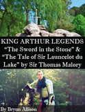 King Arthur Legends: The Sword in the Stone, The Tale of Sir Launcelot du Lake