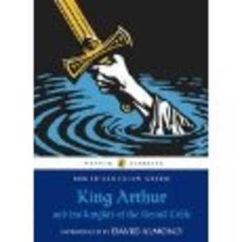 King Arthur Vocabulary and Quizzes