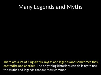 King Arthur and Camelot