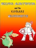 King Arthur and the V.I.P./D.A.R.E. Knights (satirical play)