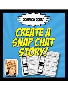 King Ashoka Snap Chat Story