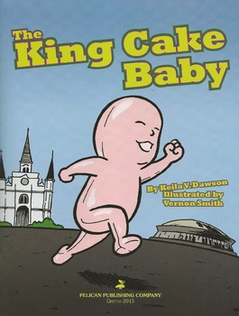 Mardi Gras-King Cake Baby book study guide UPDATED-CCSS
