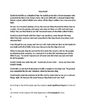 King David Biography Article and Assignment