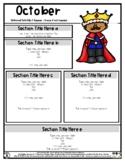 King / Fantasy - Editable Newsletter Template - #60CentFin