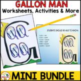 King Gallon Man Mini Unit