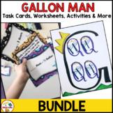King Gallon Man Bundle Measurement Conversions
