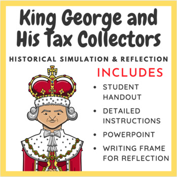 King George III and his Tax Collectors: A Role Playing Activity