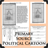 King George IV Political Cartoon Primary Source