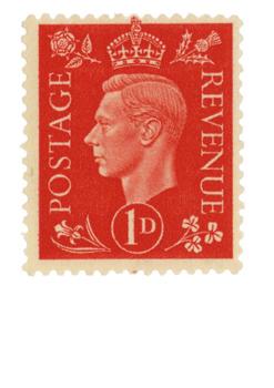 King George VI Word Search