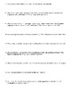 King Henry IV, Part 1 Study Guide Packet