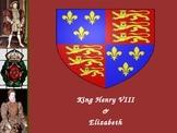 King Henry VIII - Elizabeth - England - History - Power point
